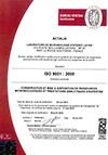certification 2014