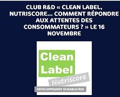 annonce journée clean label