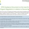 EFFA guidance document