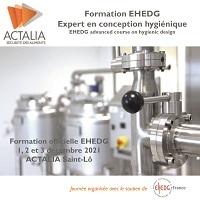 Formation EHEDG 2021